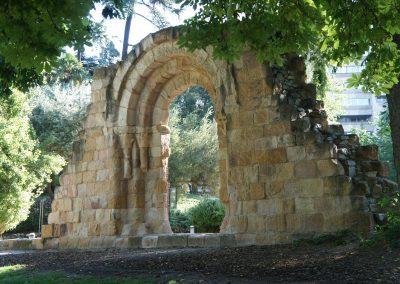 Ruinas de San Isidoro