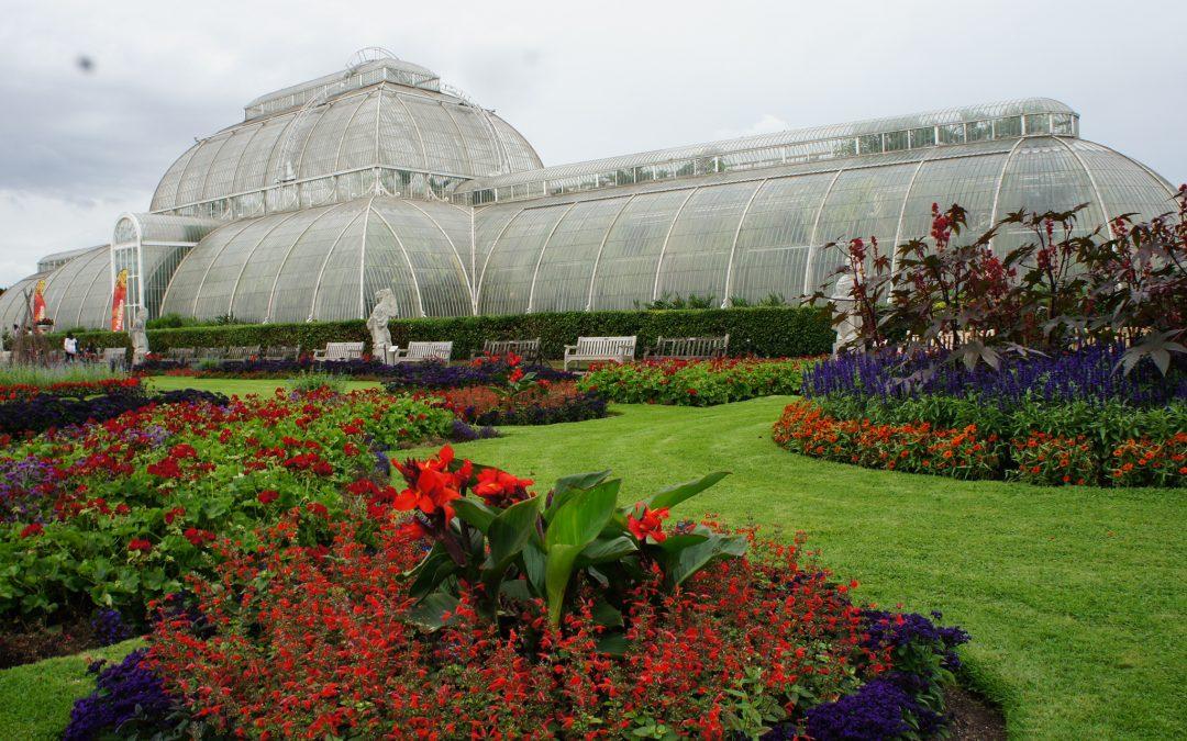 Londres: Kew Gardens