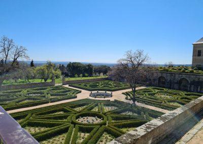 Jardín de los Reyes