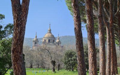 Paseo por los Jardines del Real Sitio del Escorial